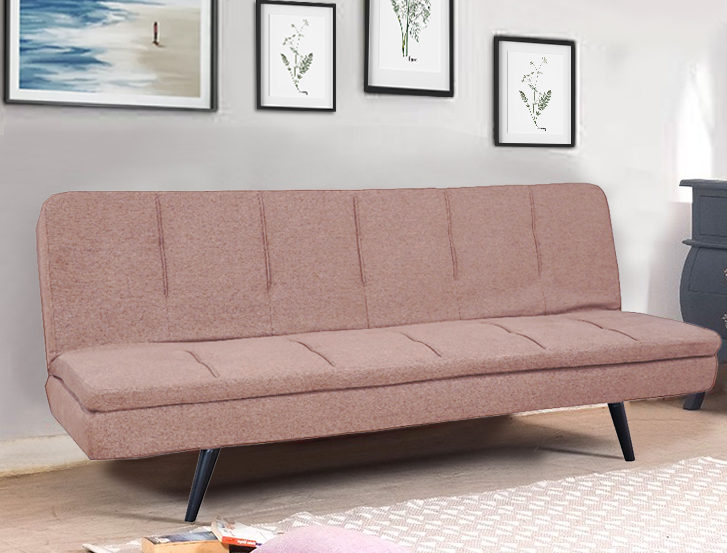 Arthur Beige Brown Sofa Bed by HomeTown