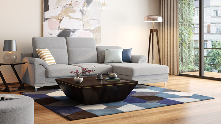 Best L Shaped Sofa Designs in India
