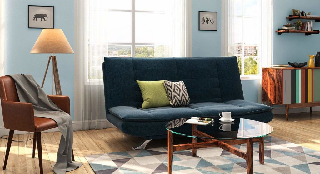 UrbanLadder Edo Folding Sofa
