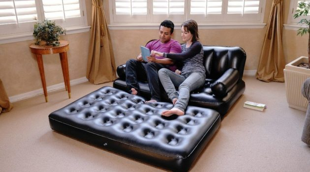 Best Inflatable Sofa Beds in India. Top Air Sofa Brands in India to buy online